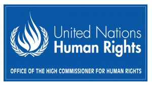 OHCHR logo white on blue_ENGLISH