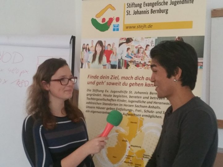 Ideenwerkstatt - Internationales Feriencamp 2018