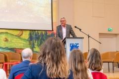 Klaus Roth, Vorstandsvorsitzender der Stiftung Evangelische Jugendhilfe St. Johannis