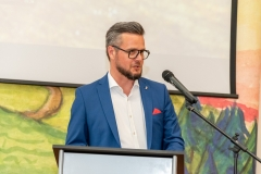 Mike Keune, Gründungsschulleiter des Internationalen Stiftungsgymnasiums sowie Schulleiter der Dreisprachigen Internationalen Grundschule Magdeburg