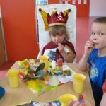 Kindergeburstag bei unskleiner