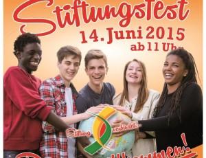 Teaser Stiftungsfest 2015