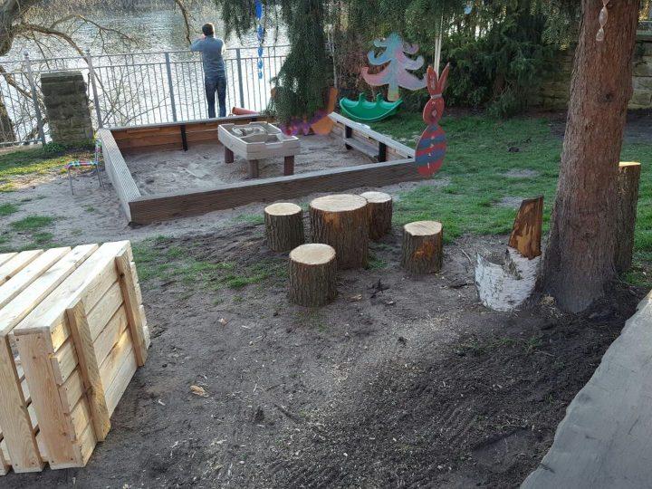 Holzspielplatz KK