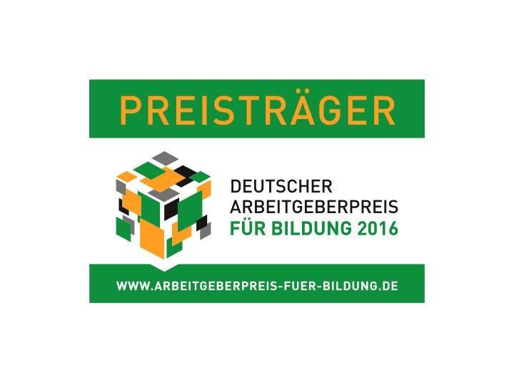 Preis Arbeitgerber 2016