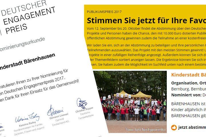 Voting Bärenhausen