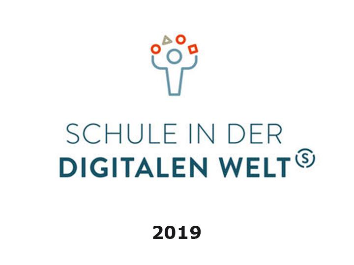 Preis Schule Digital 2019