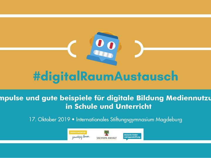 Header digitalRaumAustausch
