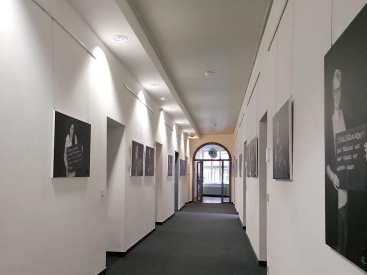 Ausstellung SSA im Landtag