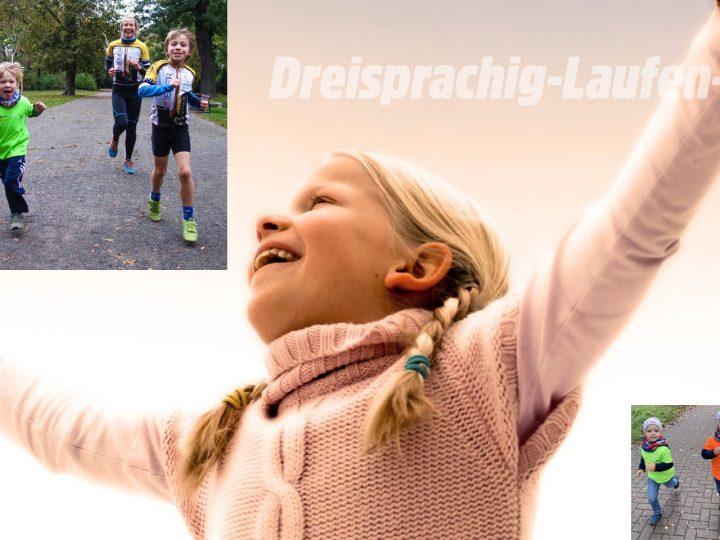 Dreisprachig Laufen